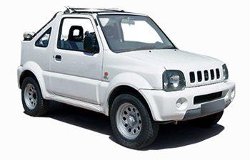 Suzuki Jimny (previous model)