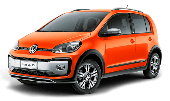 VW Up Cross automatic