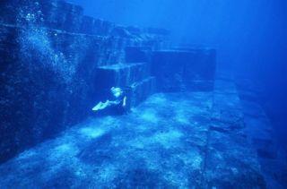 The Underwater City of Yonaguni